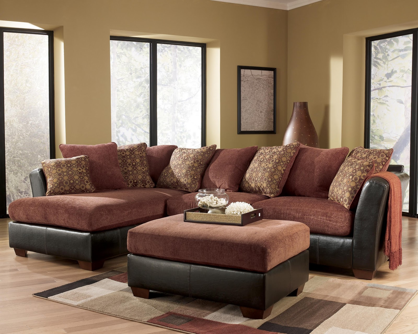 ashley furniture sectional sofas