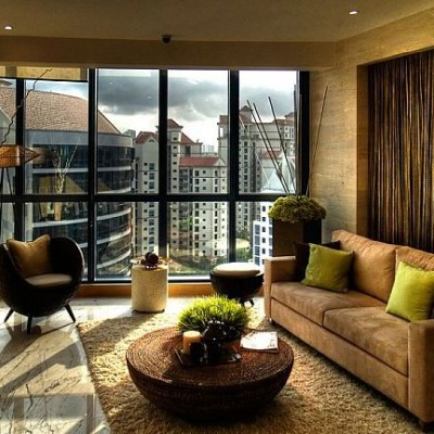 How to choose the best living room furniture actual home for Choosing furniture for small living room