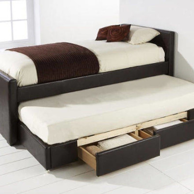 How to build the best trundle bed actual home Best trundle bed