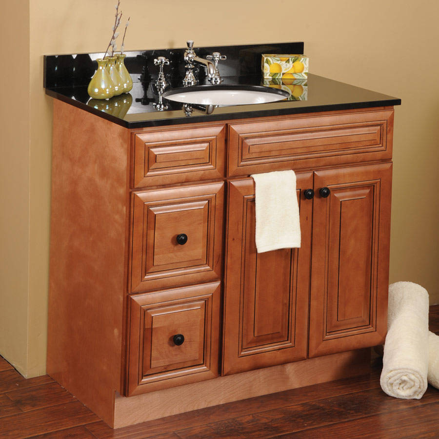 How to create the best bathroom vanities actual home for Bathroom vanity tops