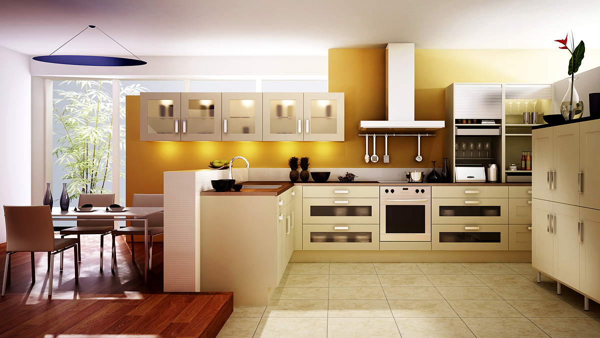How to create the best kitchen design actual home for Good kitchen layout