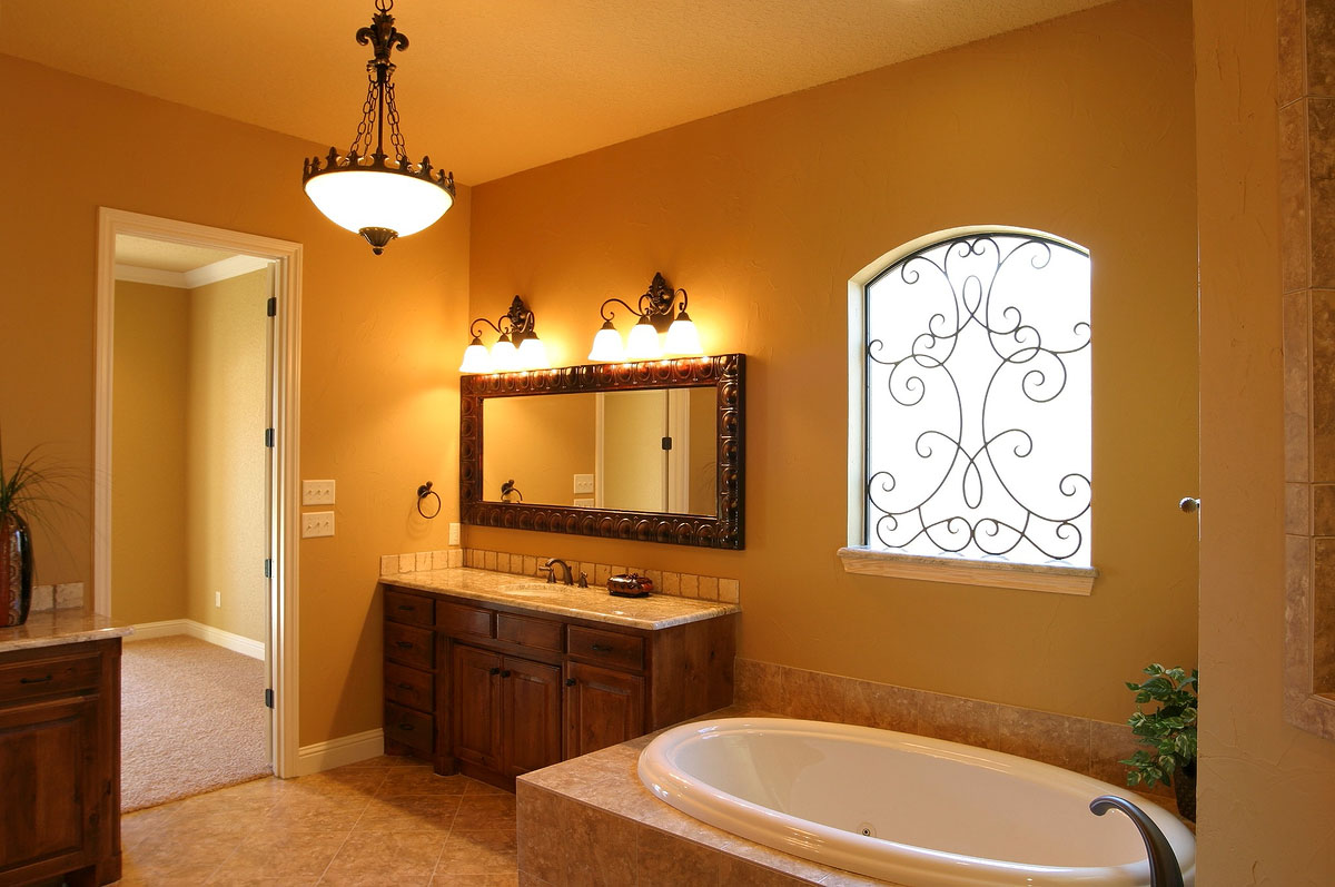 Bathroom Lighting With Pendant
