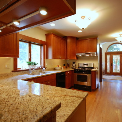 Granite Kitchen Design