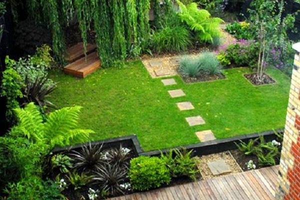 Very Small Yard Landscaping Ideas : Garden landscape design ideas very small photograph