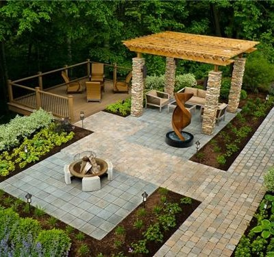 backyard designs ideas