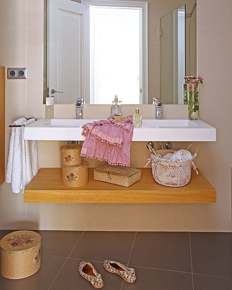 Tips for choosing bathroom accessories actual home for Bathroom utensils