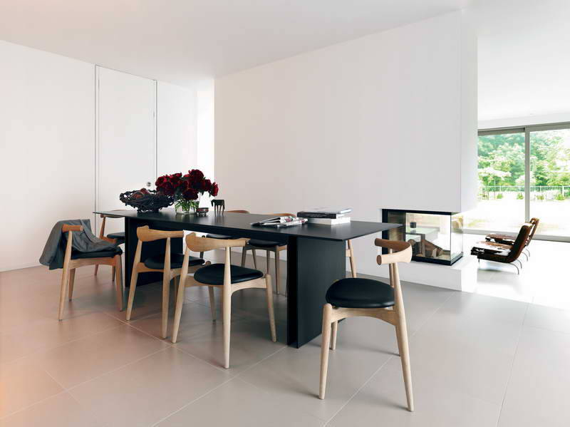 Choosing the right kitchen tables actual home for Modern kitchen table