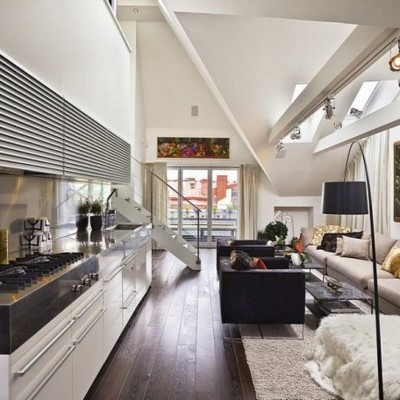loft design ideas and pictures1