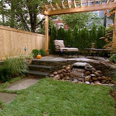 Create the best patio ideas for your garden actual home for Small patio design plans