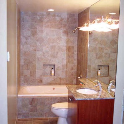 Determine A Suitable Small Bathroom Ideas