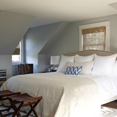 Cape Cod Attic Bedroom design Ideas