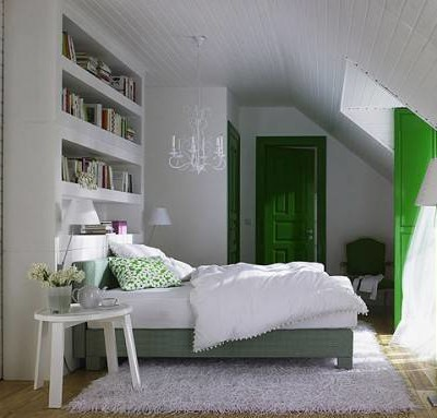 Attic Decorating Ideas