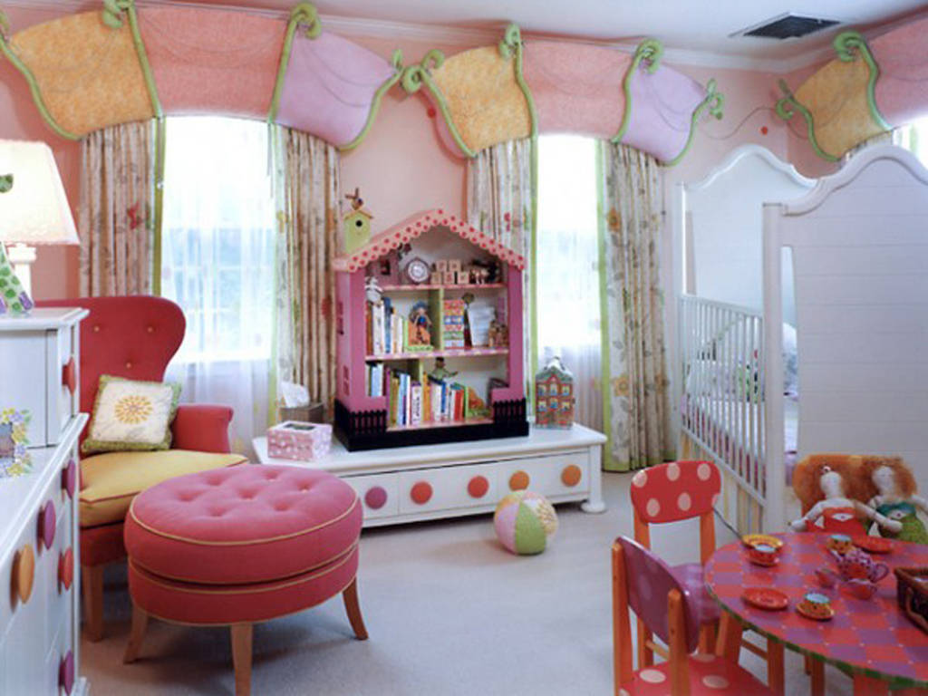 bedroom themes for girls