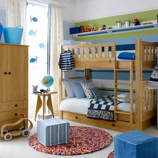 Boys Bedroom Themes