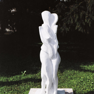 Contemporary Garden Statues