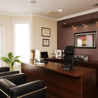Executive Home Office Ideas 1