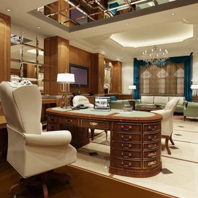 Executive Home Office Ideas 2