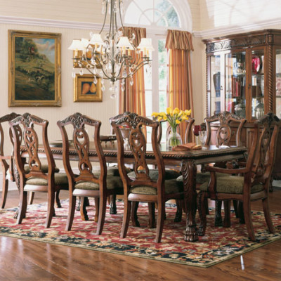 Formal Dining Room Designs 1