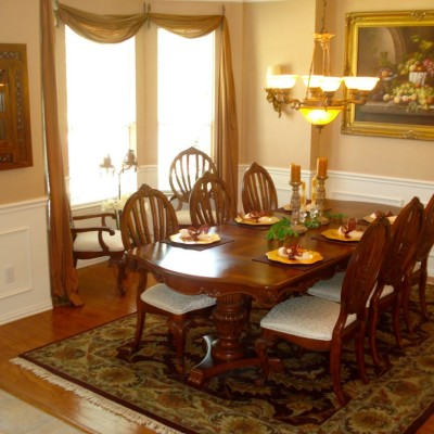Formal Dining Room Designs 2