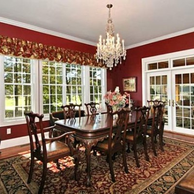 Formal Dining Room Designs 5