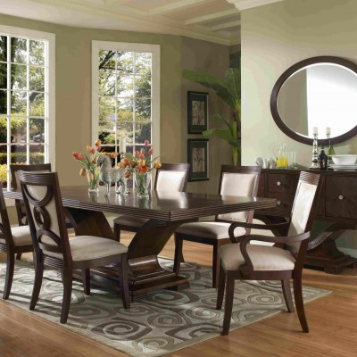 Formal Dining Room Designs 6