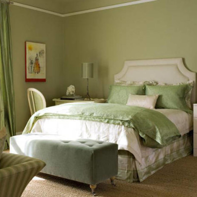 Sage Green Bedroom design Ideas