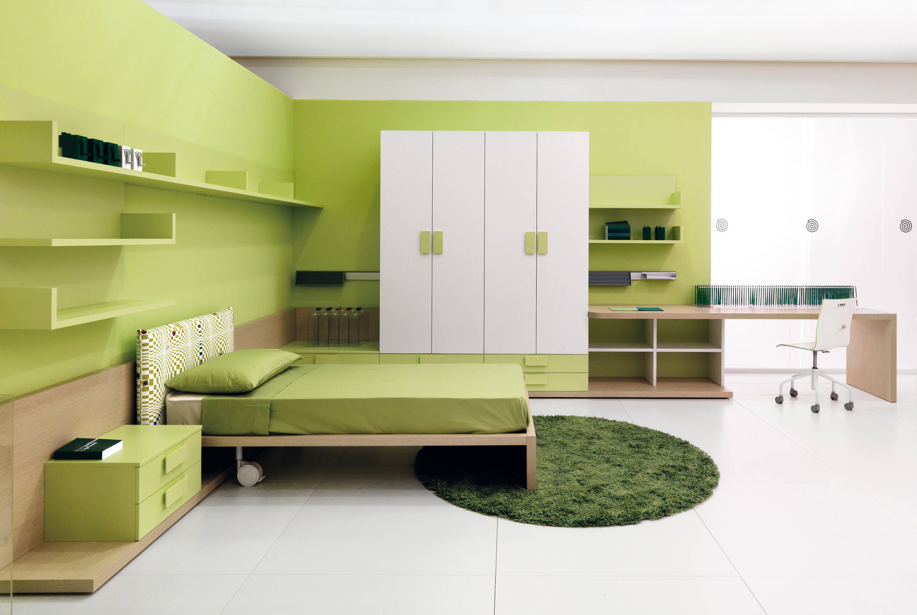 Light Green Bedroom Ideas