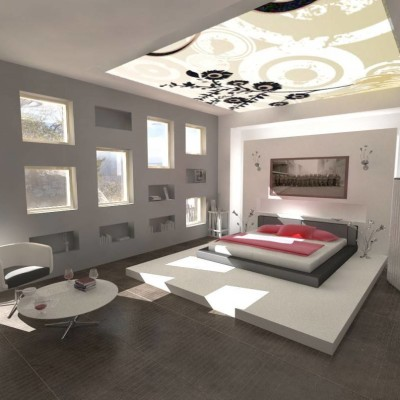 Contemporary Master Bedroom Designs