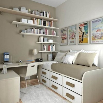 DIY Small Bedroom Ideas