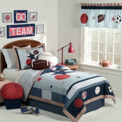 Boy Toddler Bedroom Ideas