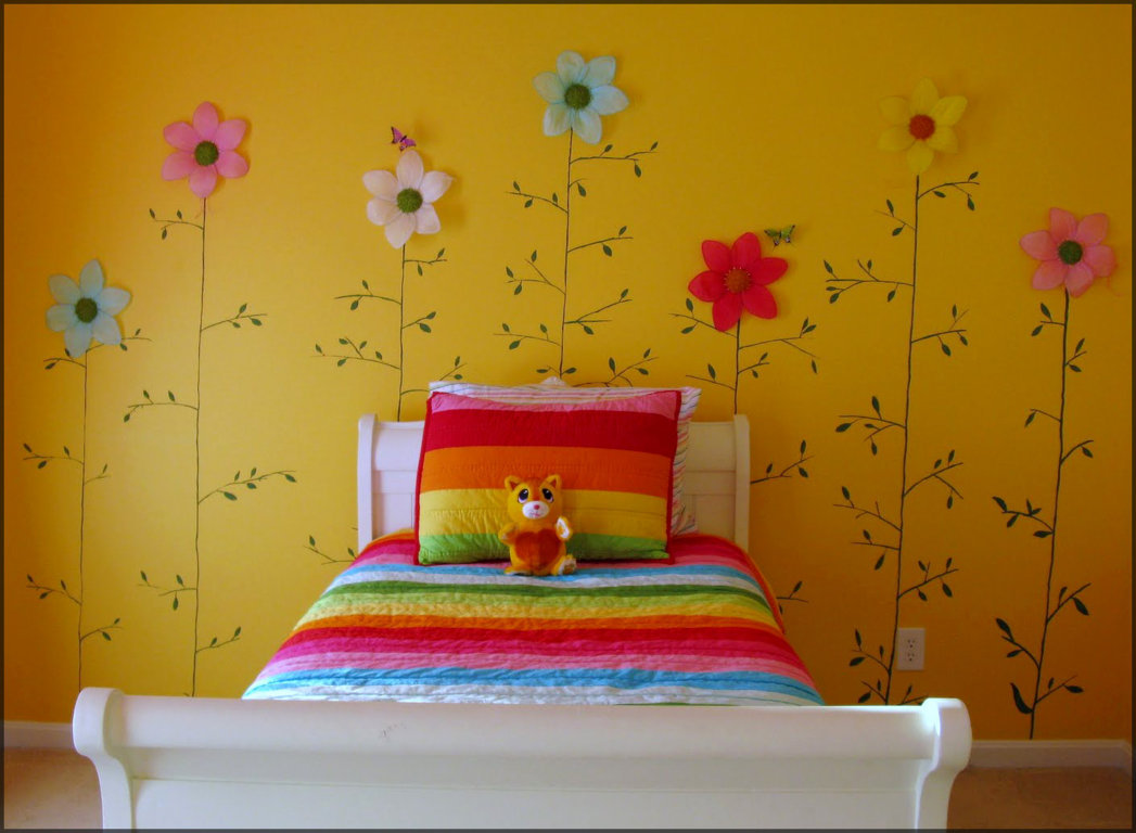 Beautiful bedroom paint ideas actual home actual home for Stunning bedroom ideas