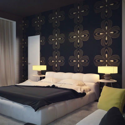 cool bedroom wall ideas