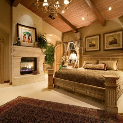 country bedroom design ideas