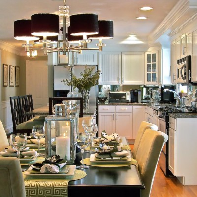 decorating formal dining room designs