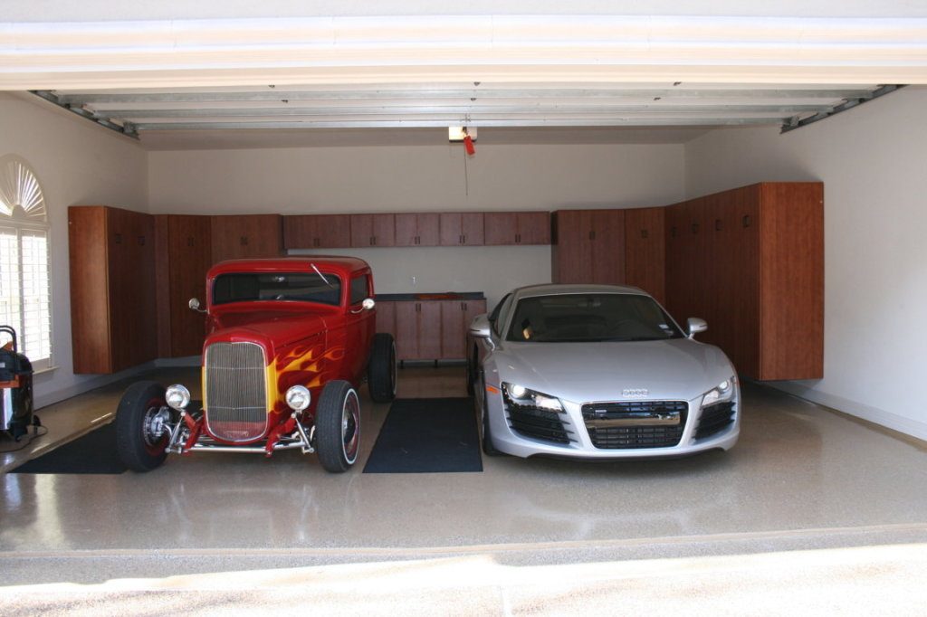 garage cabinets ideas