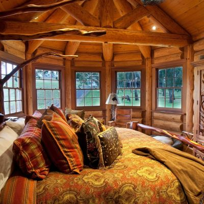 great rustic bedroom ideas