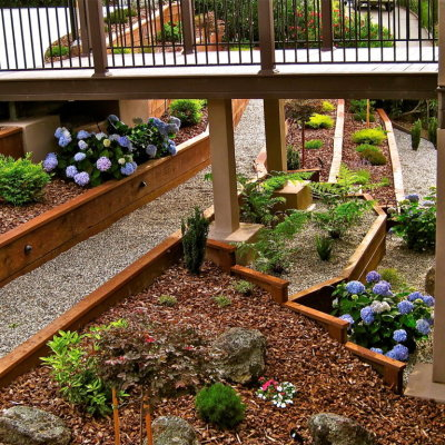 hillside landscaping pictures