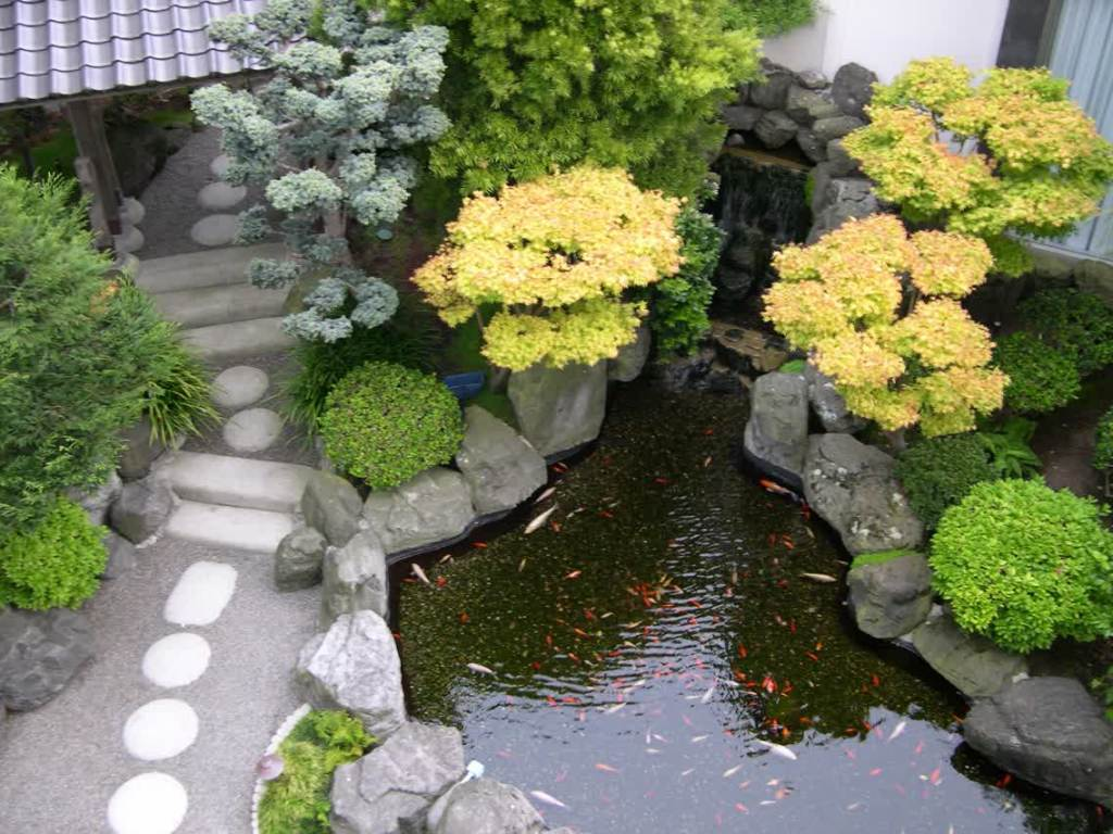 japanese landscape ideas