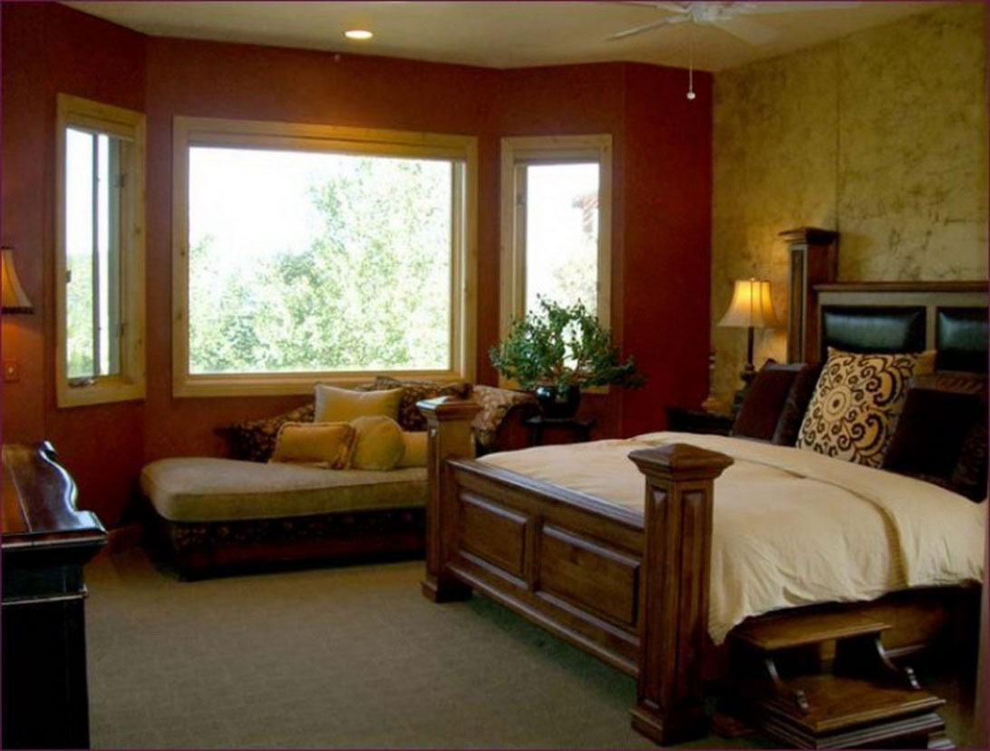 Master bedroom designs for the quality of your rest time for Master bedroom images
