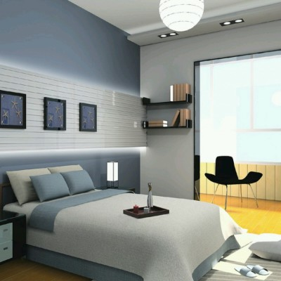 modern men bedroom ideas