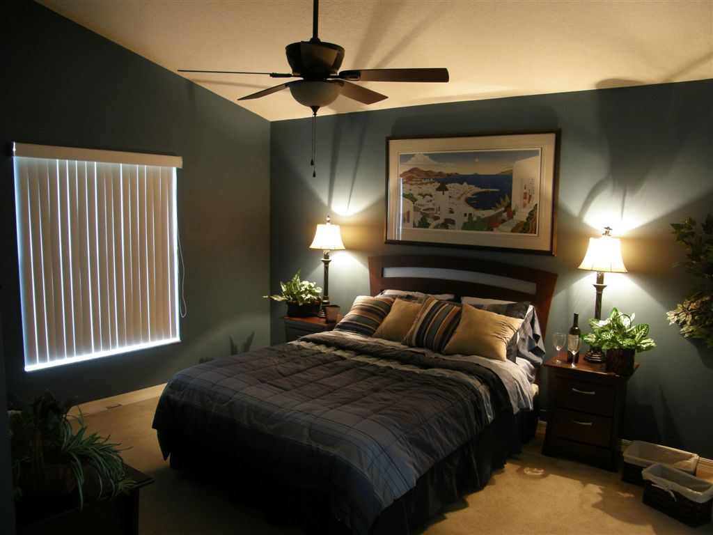 men bedroom ideas style
