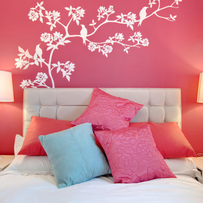 pinky bedroom paint ideas