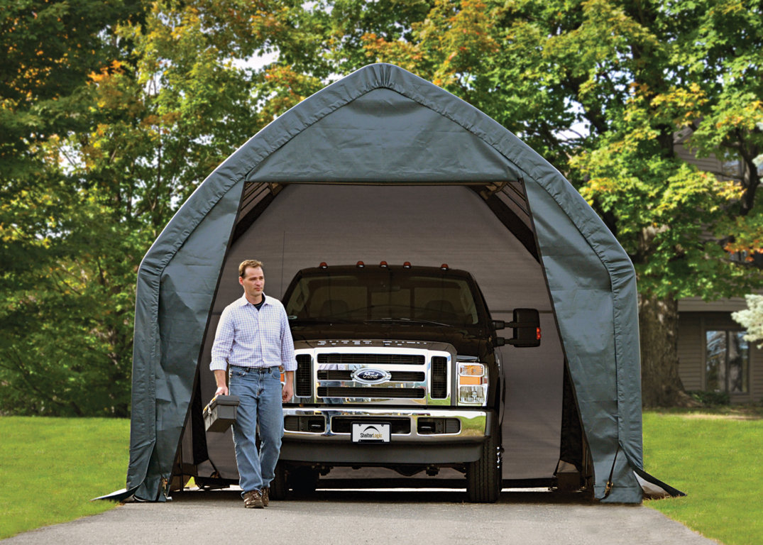 Portable Car Garage Actual Home Actual Home
