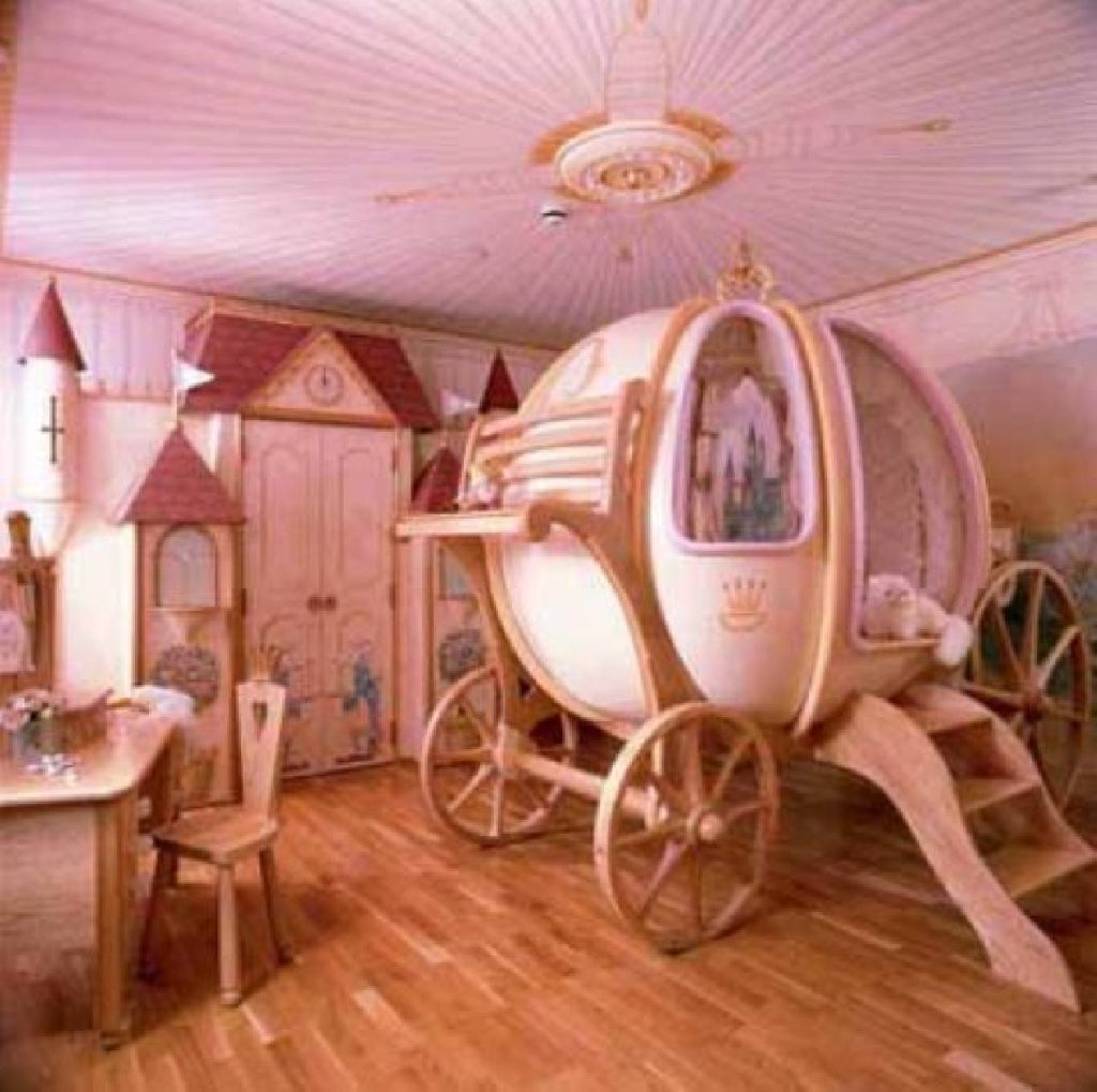 princess girl Bedroom Ideas