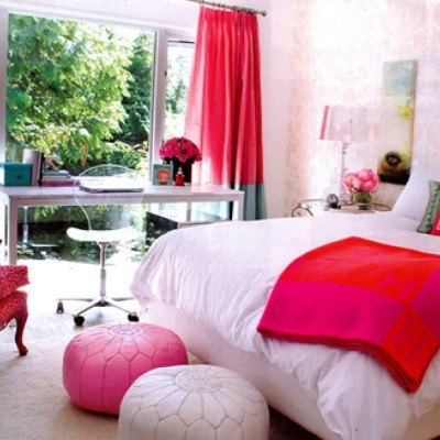 romantic teenage bedrooms