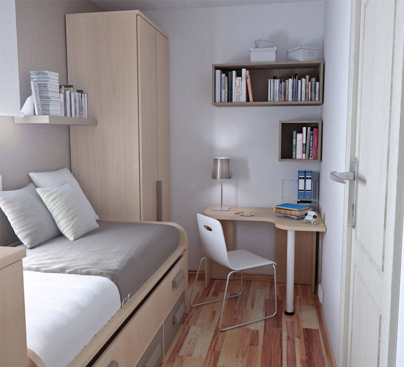 room decor ideas for small rooms