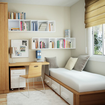 small spare bedroom ideas