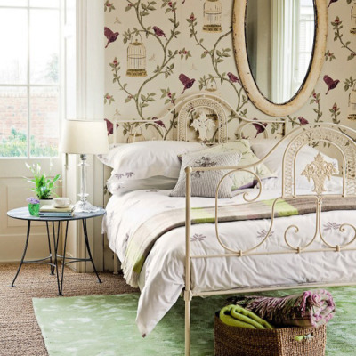 summer vintage bedroom ideas