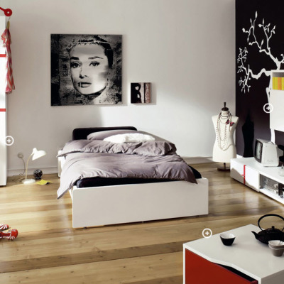 trendy teen bedroom ideas