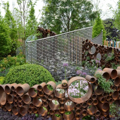 Unique Garden Ideas For Different Impression